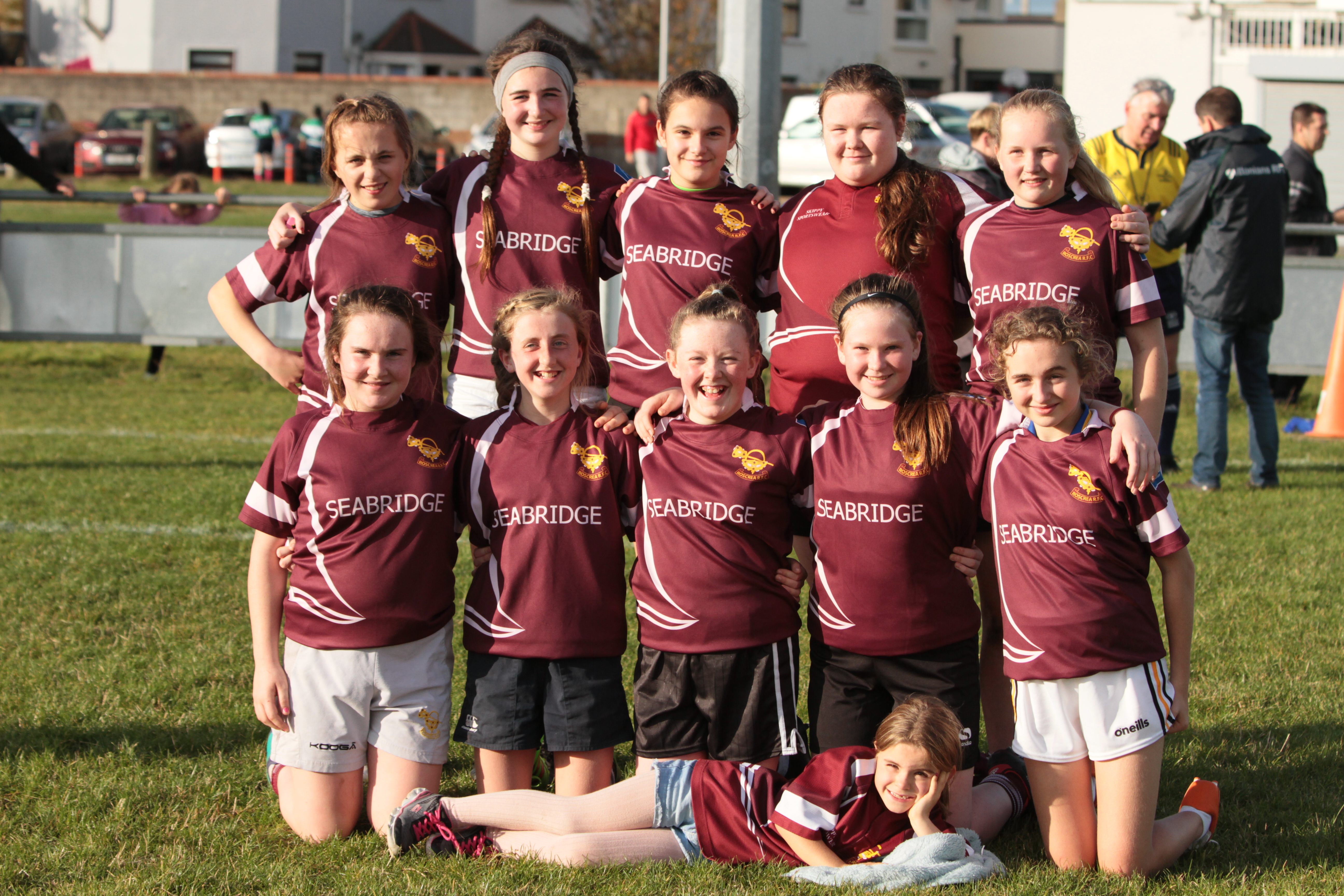 Roscrea Girls Rugby